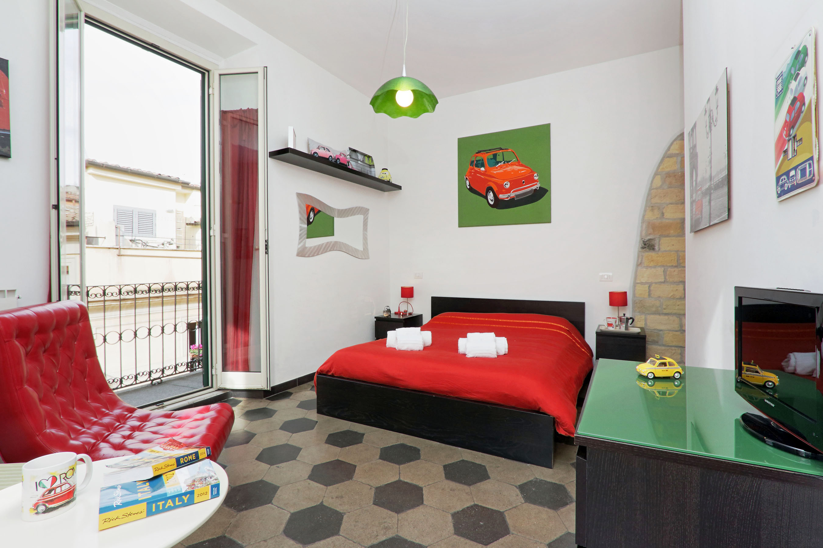 mok house Rome Suite Home B&B & Apartments in Rome